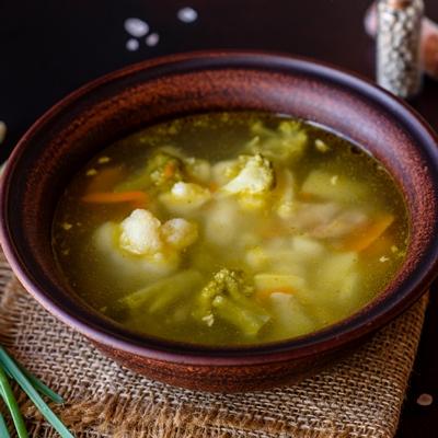Монастырская кухня: печенье на томатном соке, овсяный суп с цветной капустой (видео)