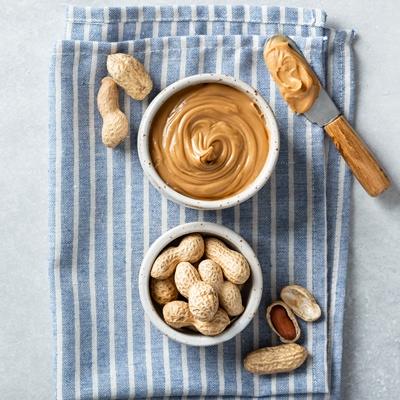Применение арахисовой пасты