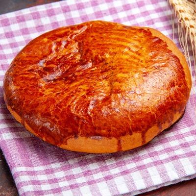 Пирог сикрой