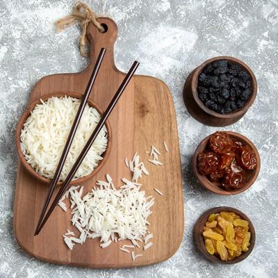 Начинка из риса или пшена с изюмом