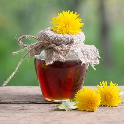 Варенье (мёд) из одуванчиков