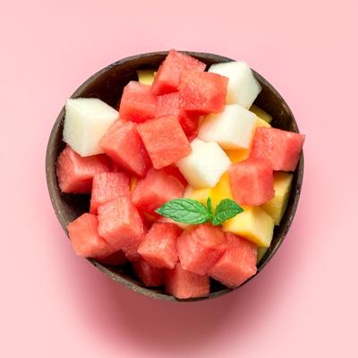 Мексиканский острый фруктовый салат