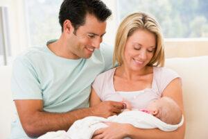 103966679 - Семейный кризис после рождения малыша