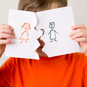 Семья после развода — работа над ошибками