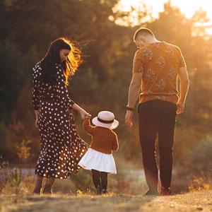 Что происходит в семье. Второй и третий годы жизни ребенка и семьи с ребенком