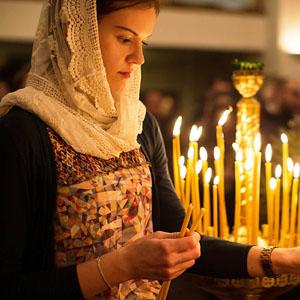 Как молиться о даровании супруга