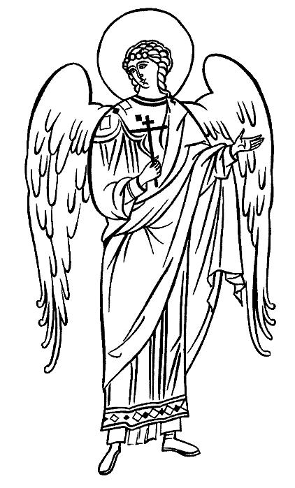 Ангелы – девять чинов