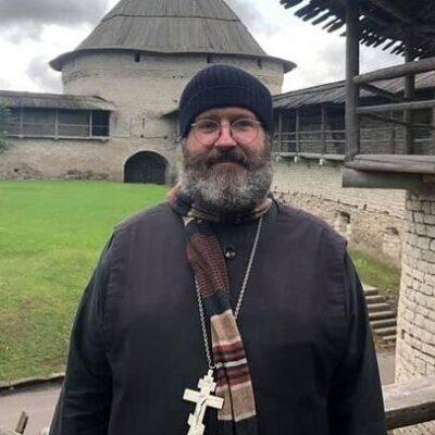 Как бывший епископал стал православным священником