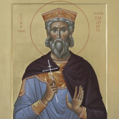 Князь Владимир Святославич. Путь кБогу