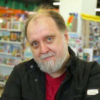 Александр Ткаченко: «Я просто делюсь своими открытиями»