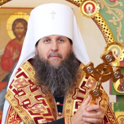 Владыка Даниил пришёл в Церковь изармии