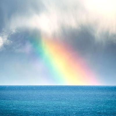 Радуга – завет Господа с людьми. Рассказы зависимых
