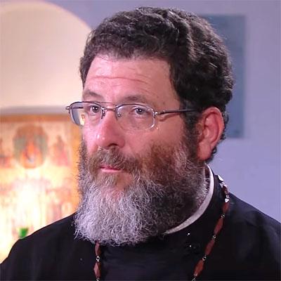 Как католик-американец стал православным священником. Священник Марк Тайсон