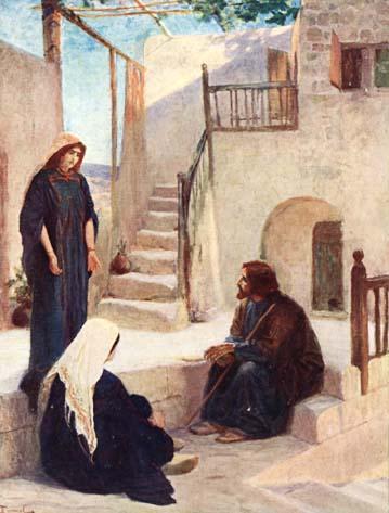 У Марии и Марфы