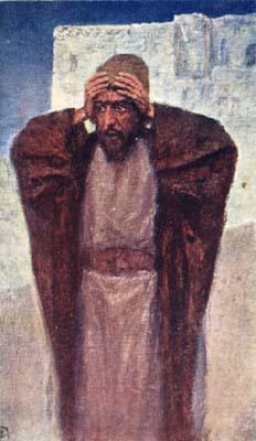 Иуда раскаялся