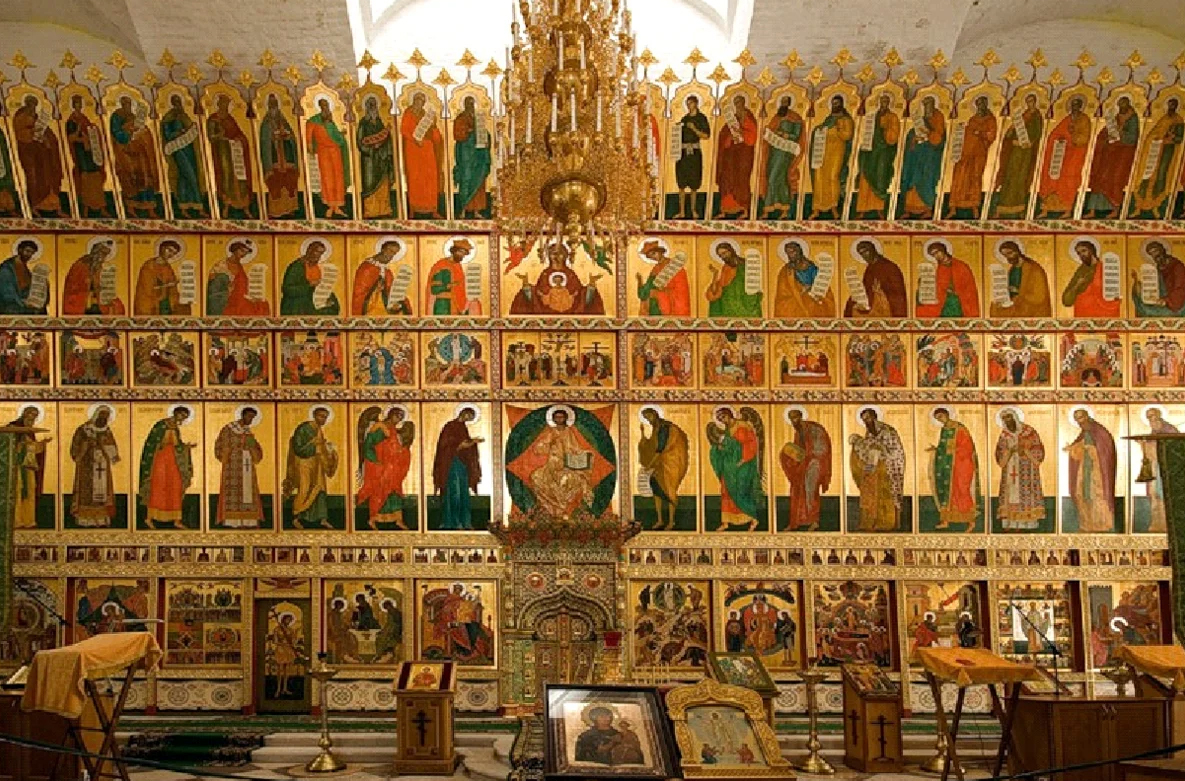 ikonostas 1 - Иконостас