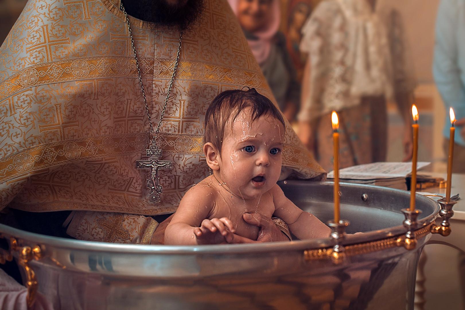 kreshhenie - Крещение