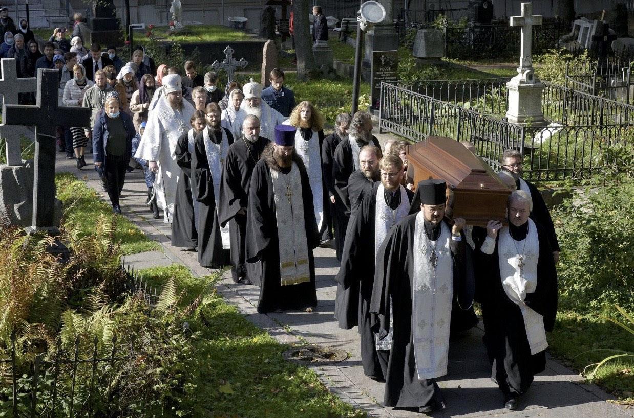 pogrebenie - Погребение