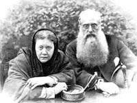 Елена Блаватская и Генри Стил Олькотт