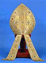Католическая (папская) митра