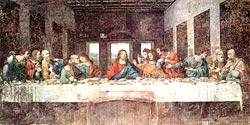 Тайная вечеря – Леонардо Да Винчи