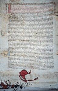 1589 - Документы об учреждении Московского патриархата 1589, 1590 и 1593 гг.