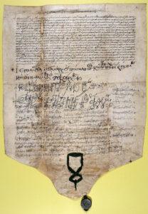 1590 - Документы об учреждении Московского патриархата 1589, 1590 и 1593 гг.