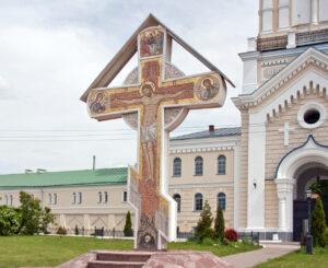 krest poklonnyj - Крест поклонный