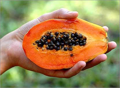 Полезные-свойства-папайи