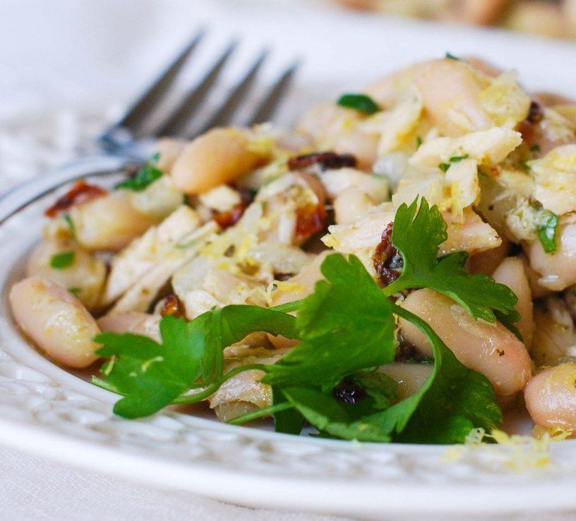 Постное меню: 5 доступных и вкусных салатов
