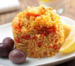 Постная кухня: булгур с овощами — рецепт приготовления