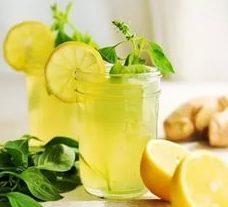 Освежающий имбирный лимонад – рецепт приготовления