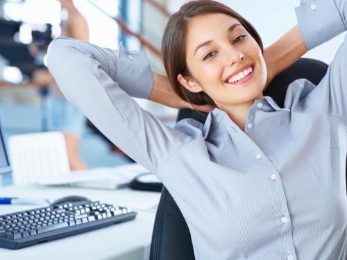 Незаметная для всех гимнастика в офисе рекомендации