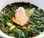 Ботвинья с рыбой по древнерусскому рецепту