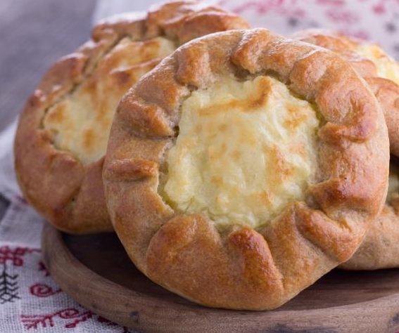 Тесто на шаньги с картошкой рецепт на кефире