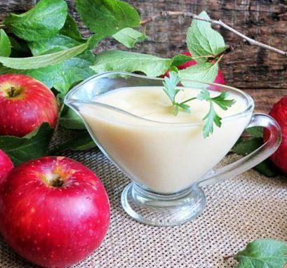 Майонез домашний «Яблочный» — полезнее магазинного