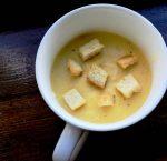 Тыквенный суп-пюре. Простой пошаговый рецепт