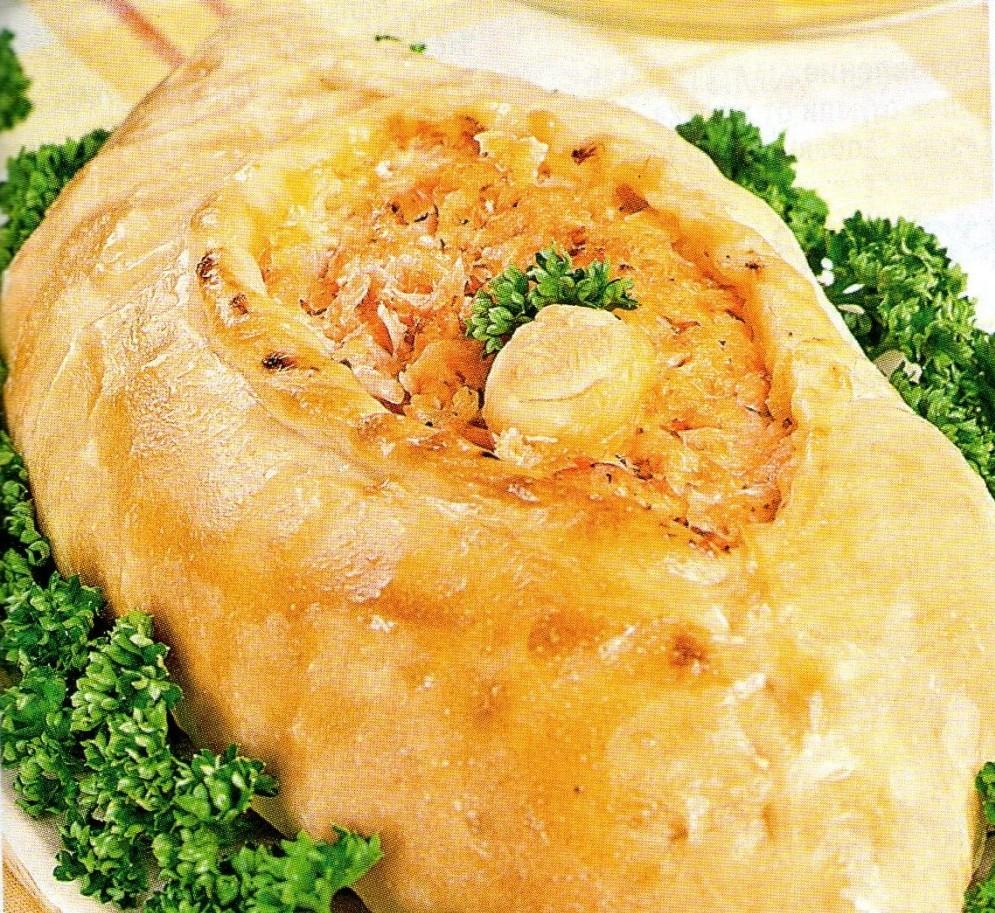 Русская кухня: традиционные рыбные расстегаи – рецепт