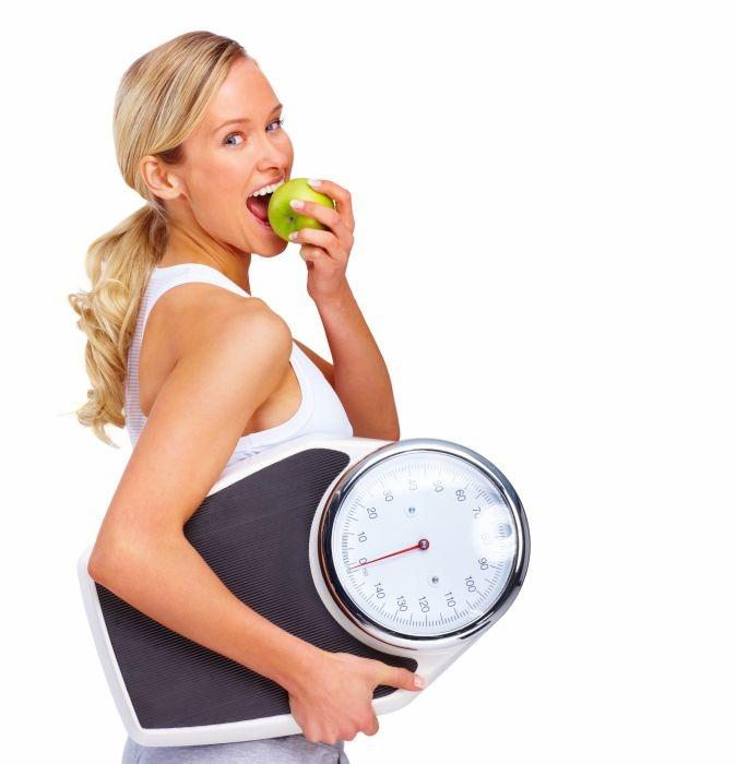 Калорийная диета для набора веса.