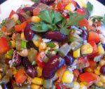 Салат «Мазурка» — очень вкусный и сытный